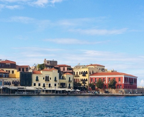 top places to shop in Chania Crete