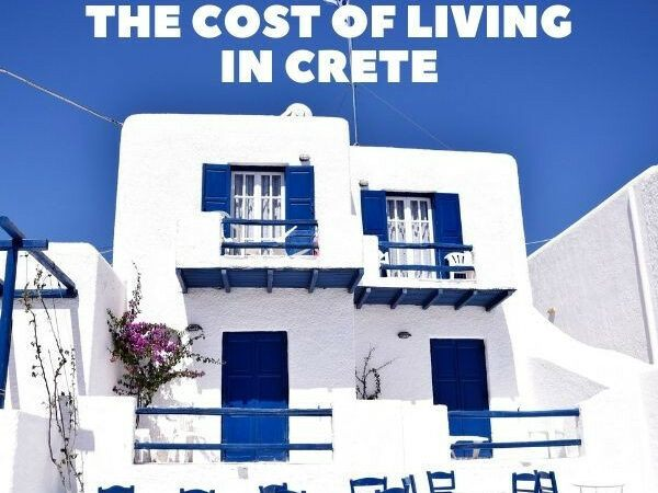 What Is The Cost Of Living In Crete?